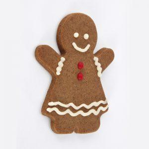 Gingerbread Girl Cookies