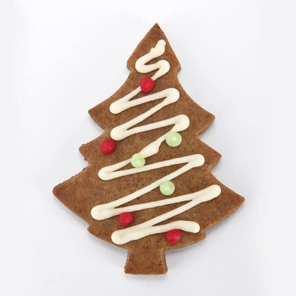 Gingerbread Cookies- Xmas Tree