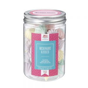 Meringue Kisses Without Cookies Jar