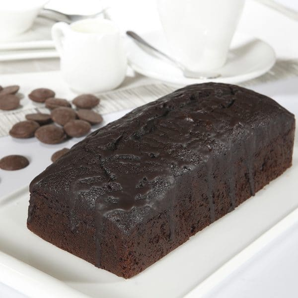 Moist Chocolate Loaf Cake