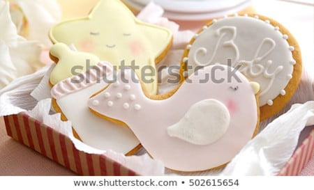 Delicious cookies customized for gifts or celebrations